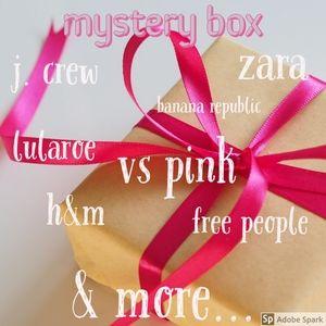 Trendy mystery box